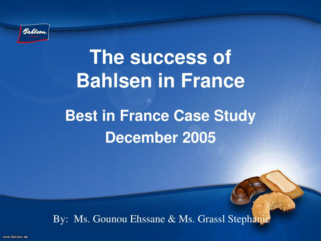 The success of