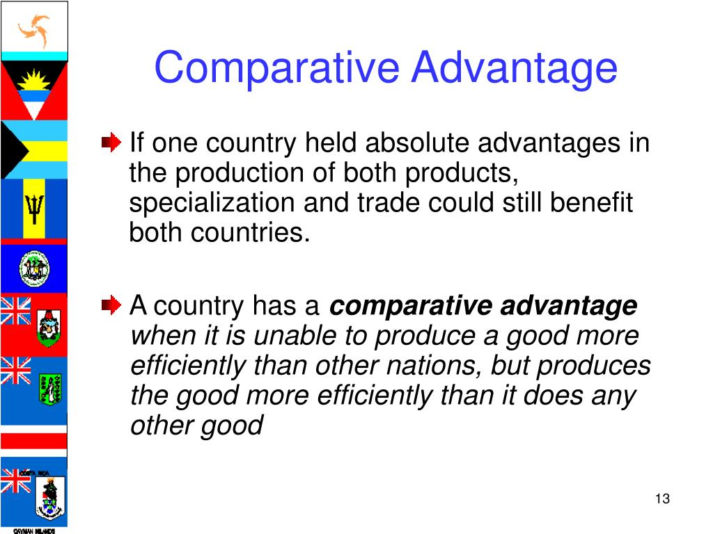 limitations of comparative advantage Eg on a country level in agriculture its creates a risk or shortage of being self  reliant regarding local food production the biggest distortions and  disadvantages.