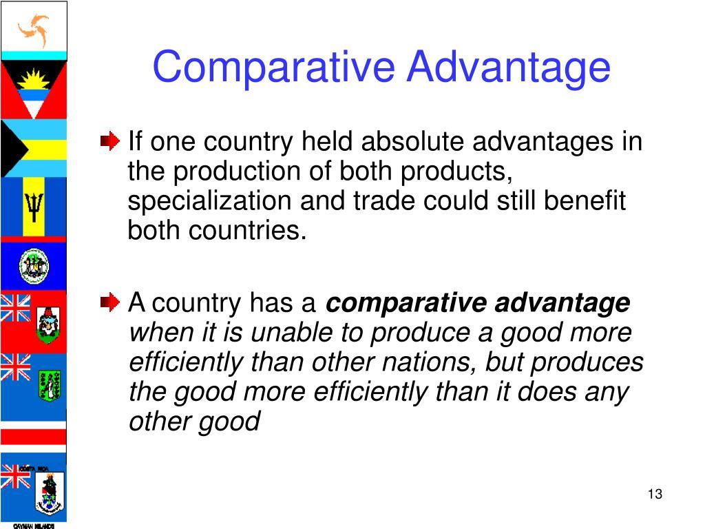 limitations of comparative advantage Comparative advantage practice - duration: 19:01 jacob clifford 161,508 views 19:01 vox atlas s1 • e6 china's trillion dollar plan to dominate global trade - duration: 5:59.