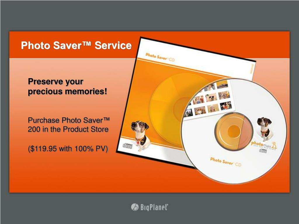 Photo Saver™