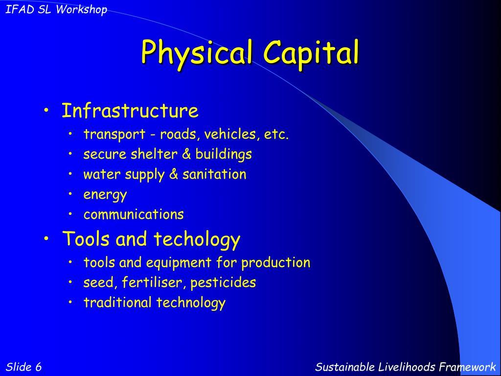 ppt   the sustainable livelihoods framework powerpoint presentation   id 340601