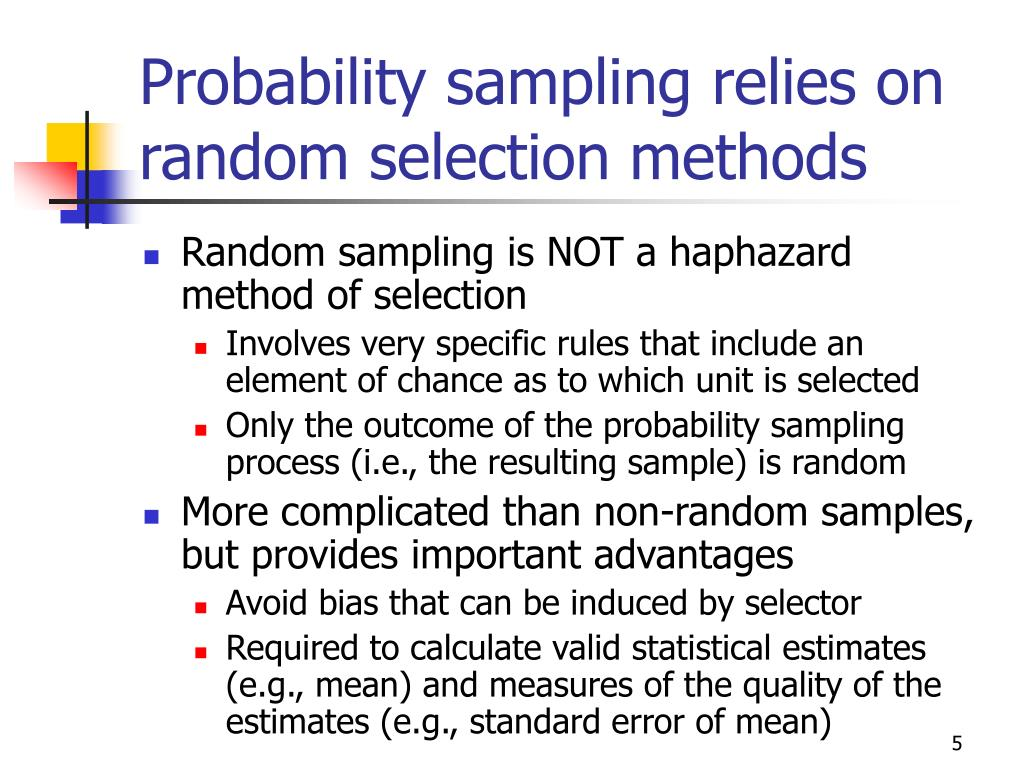 random sampling Simple random samples and systematic random samples both show up in statistics find out the subtle difference between these sampling techniques.