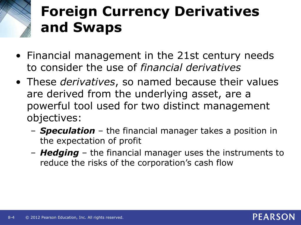 Trading derivatives meaning