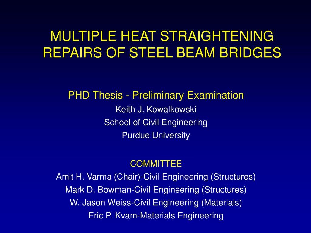 Steel Worker Cover Letter Fungramco Multiple Heat Straightening Repairs Of  Steel Beam Bridges L Steel Worker