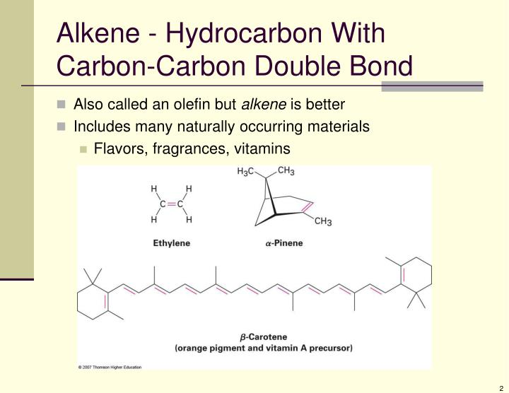 Alkene hydrocarbon with carbon carbon double bond l.jpg