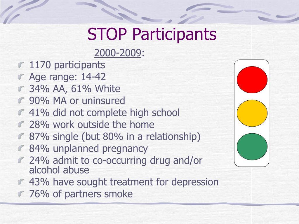 STOP Participants