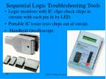 sequential logic troubleshooting tools22