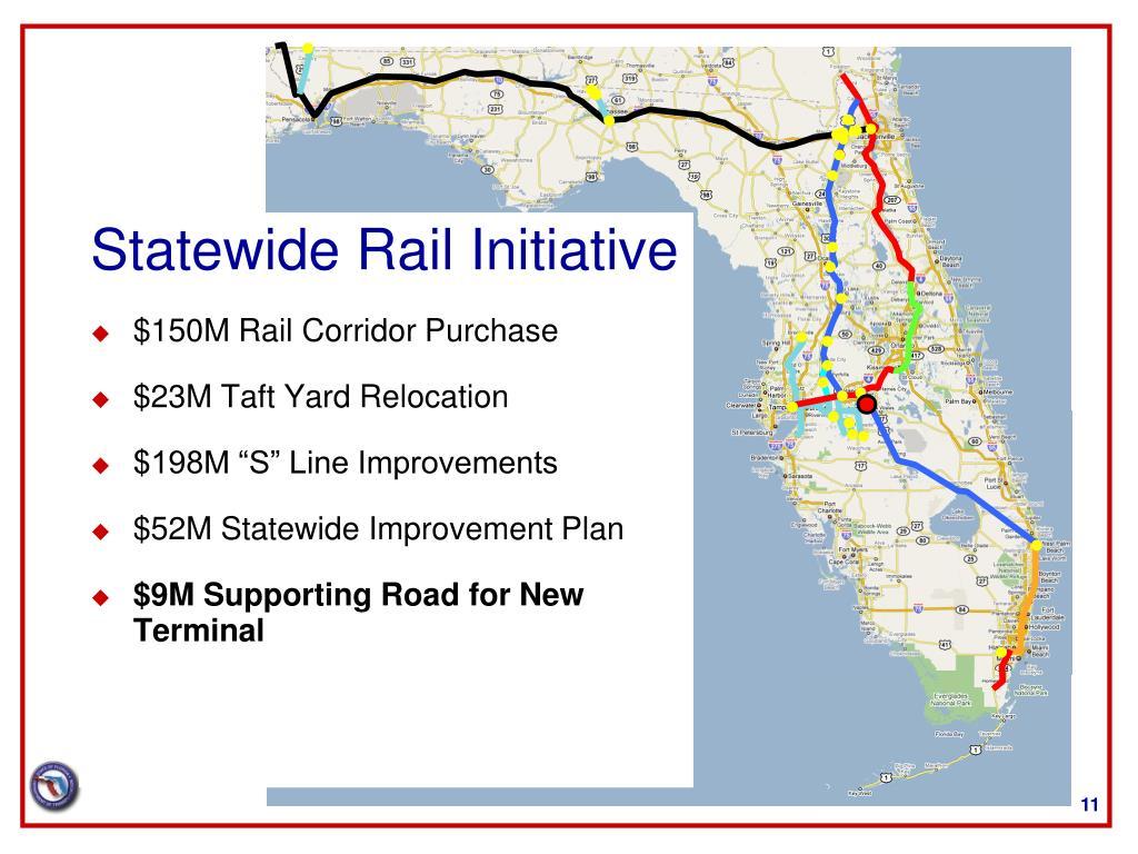 Statewide Rail Initiative