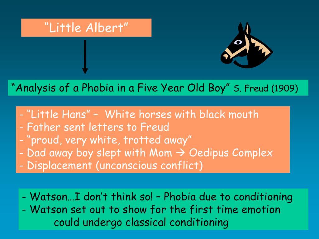 """Little Albert"""
