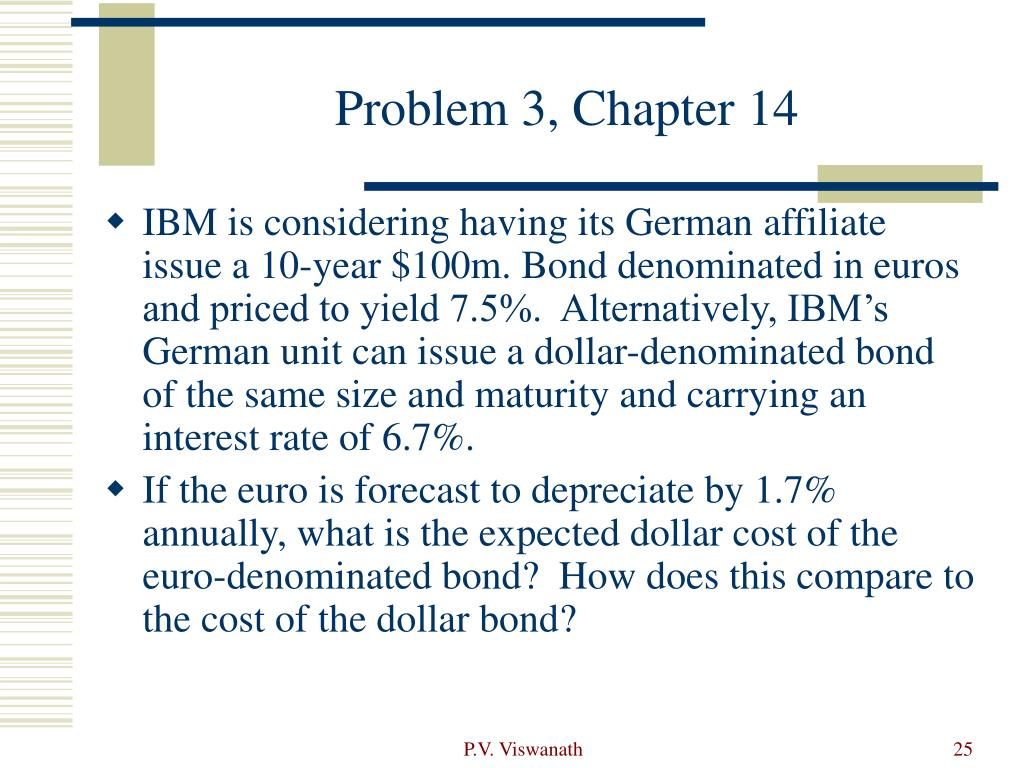 Problem 3, Chapter 14