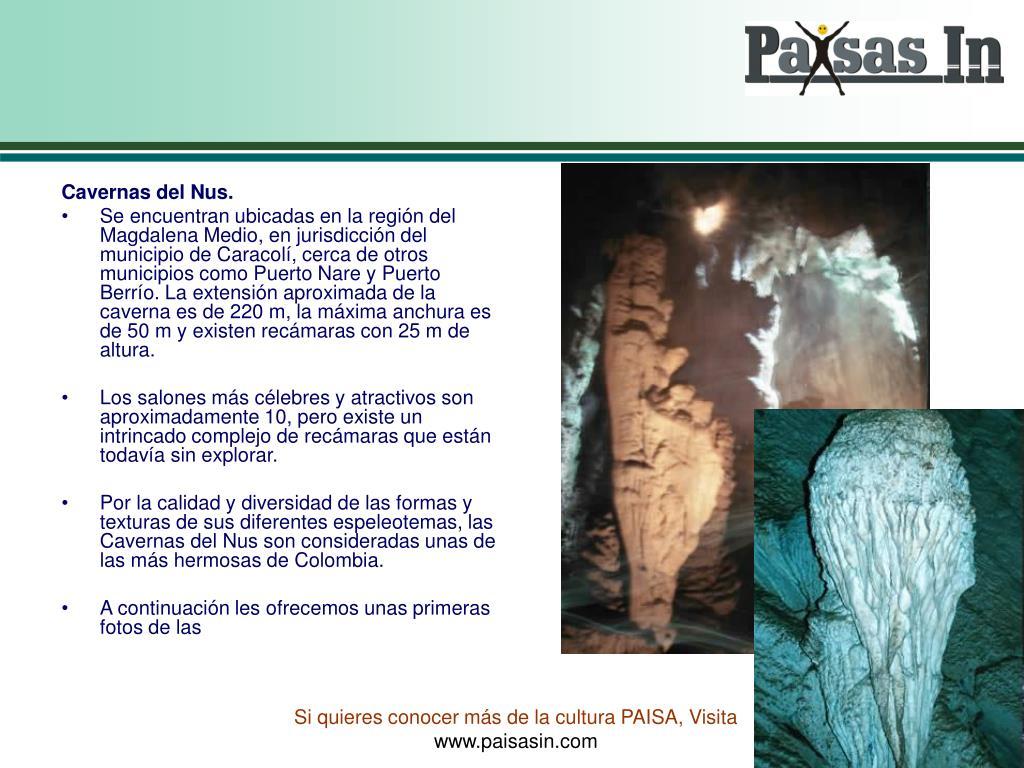Cavernas del Nus.