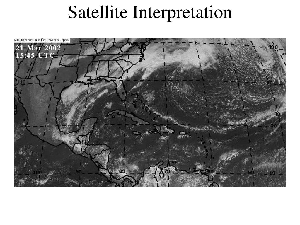 Satellite Interpretation