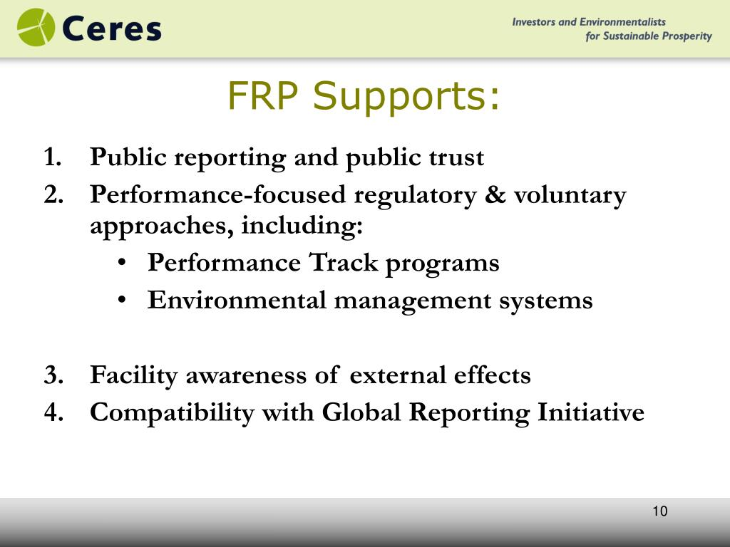 FRP Supports: