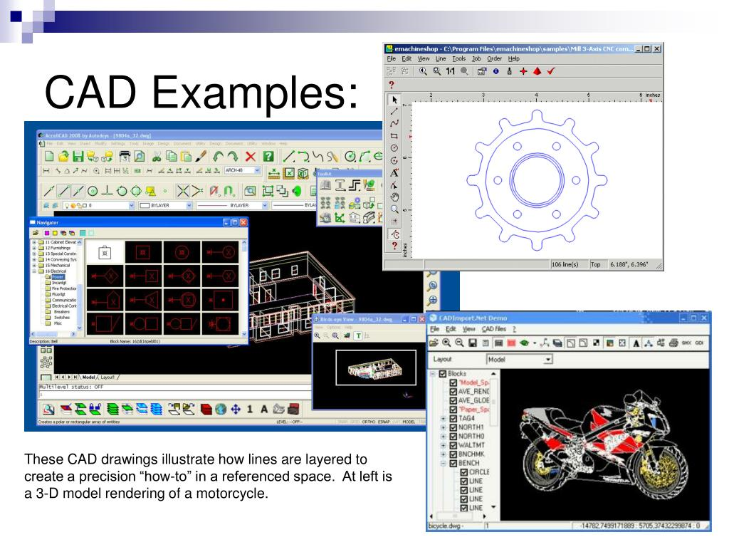 CAD Examples: