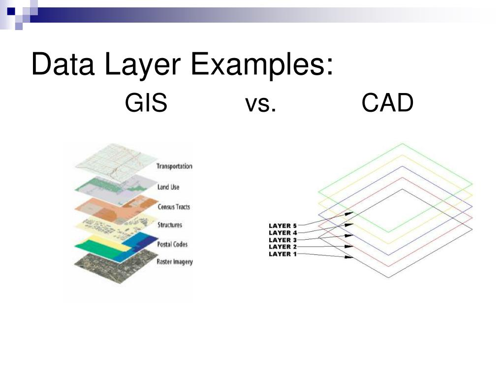Data Layer Examples: