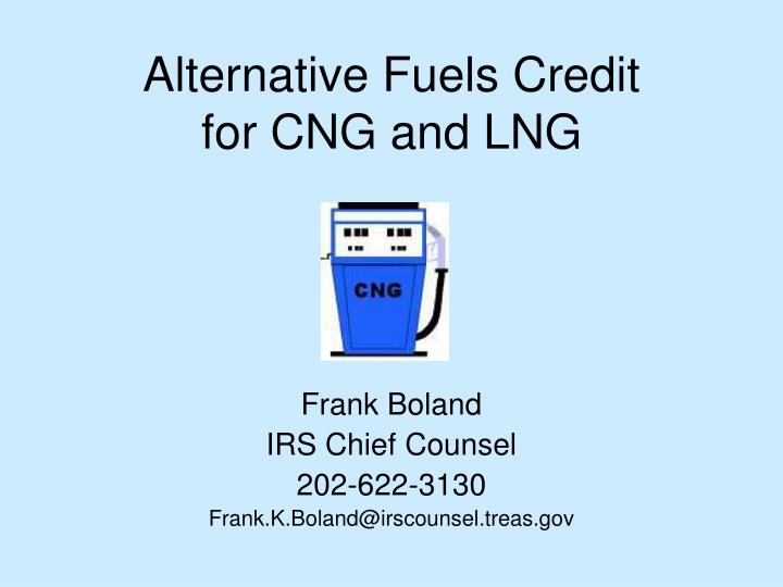 Alternative fuels credit for cng and lng l.jpg