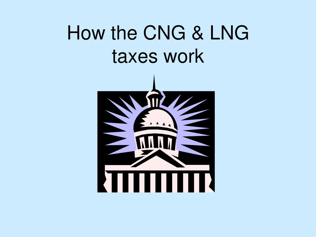 How the CNG & LNG