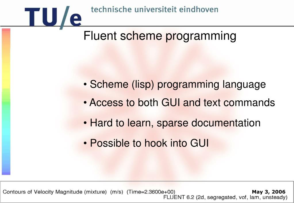 Scheme (lisp) programming language
