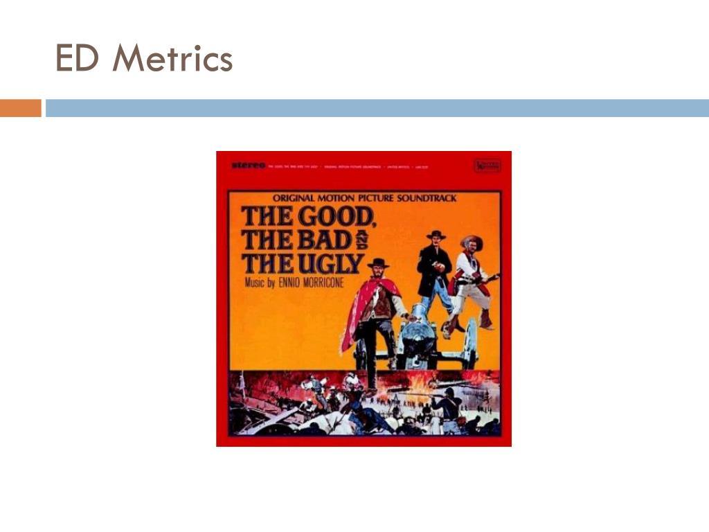 ED Metrics