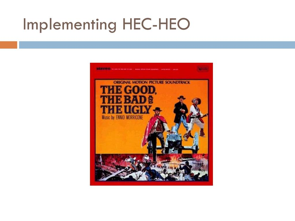 Implementing HEC-HEO