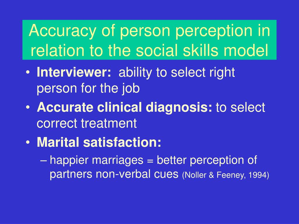 person perception Year: 1992 title: negativity and positivity effects in person perception and  inference: ability versus morality journal: european journal of social  psychology.