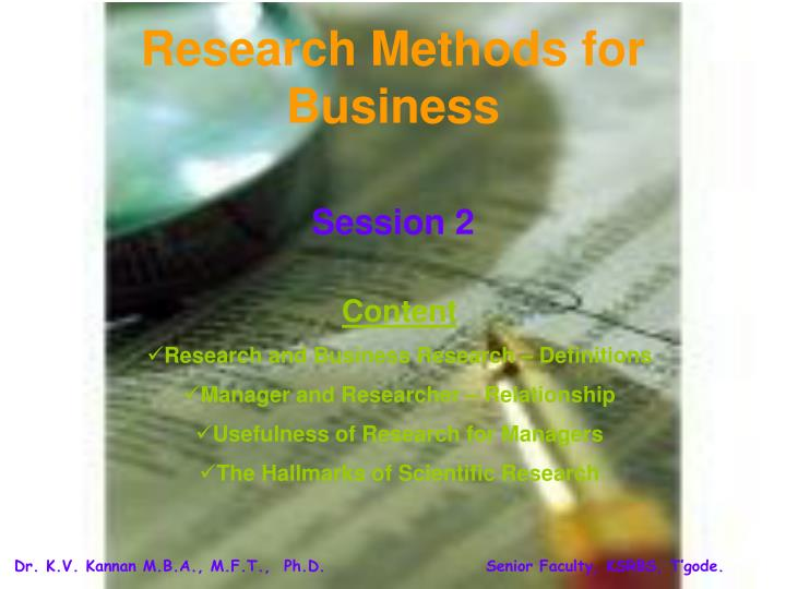 Research methods for business l.jpg