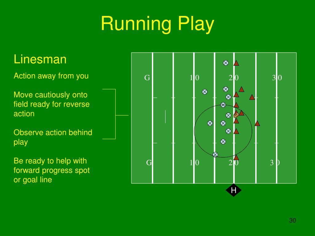 Running Play