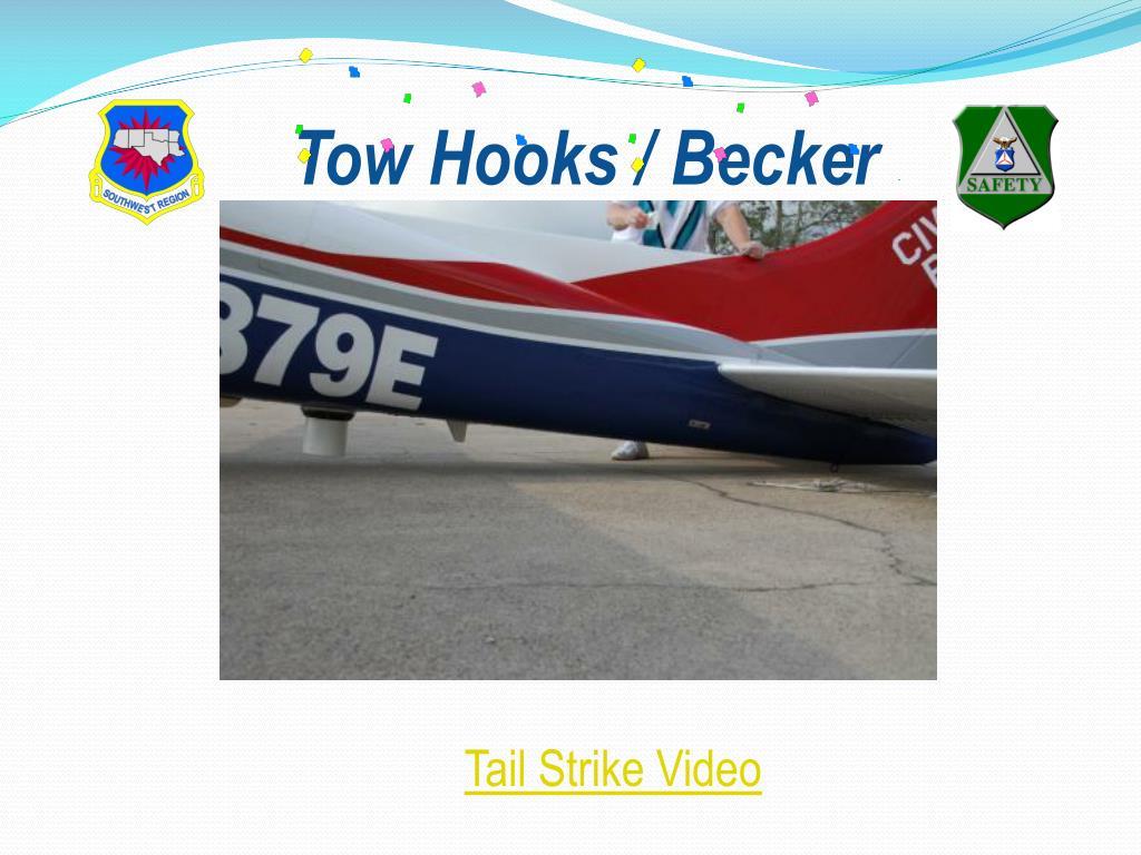 Tow Hooks / Becker