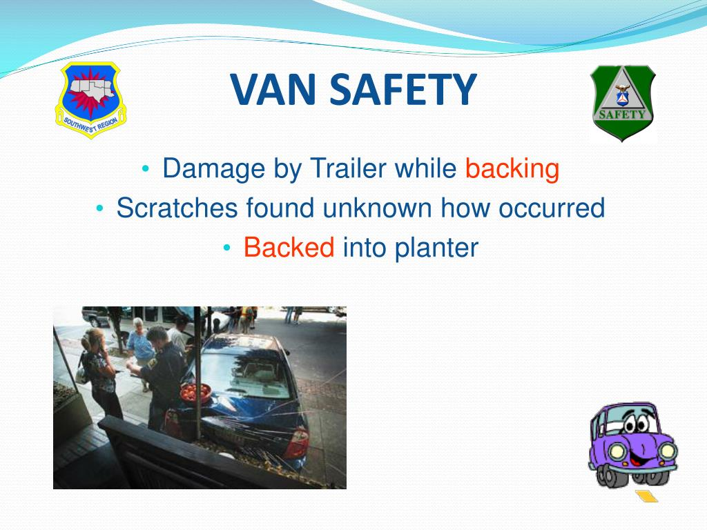VAN SAFETY