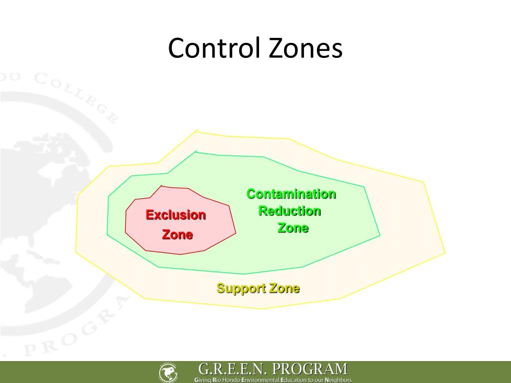 Control Zones