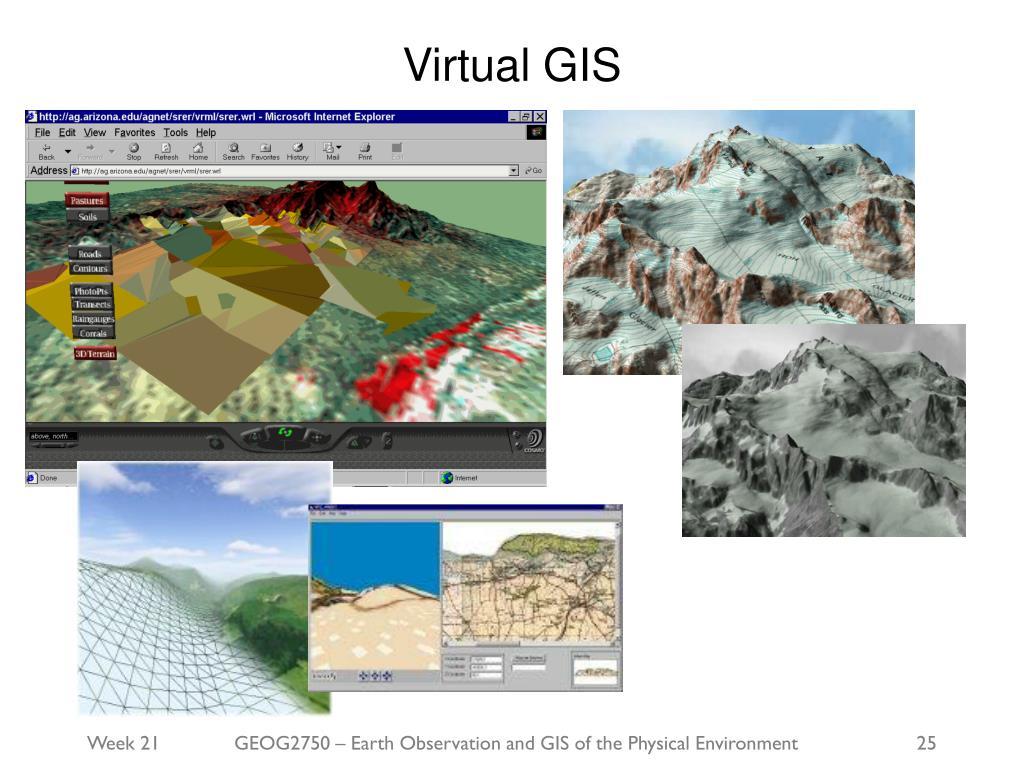 Virtual GIS