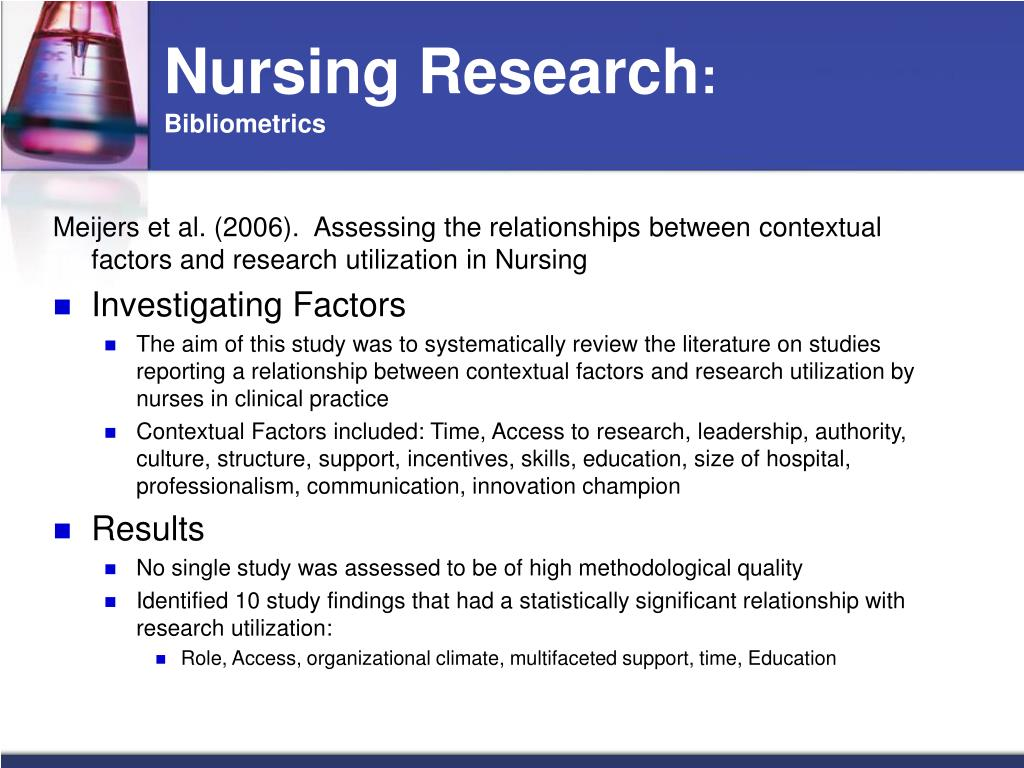 nursing research utilization Capstone project to develop nursing knowledge, attitudes and skills to care for service men & women.