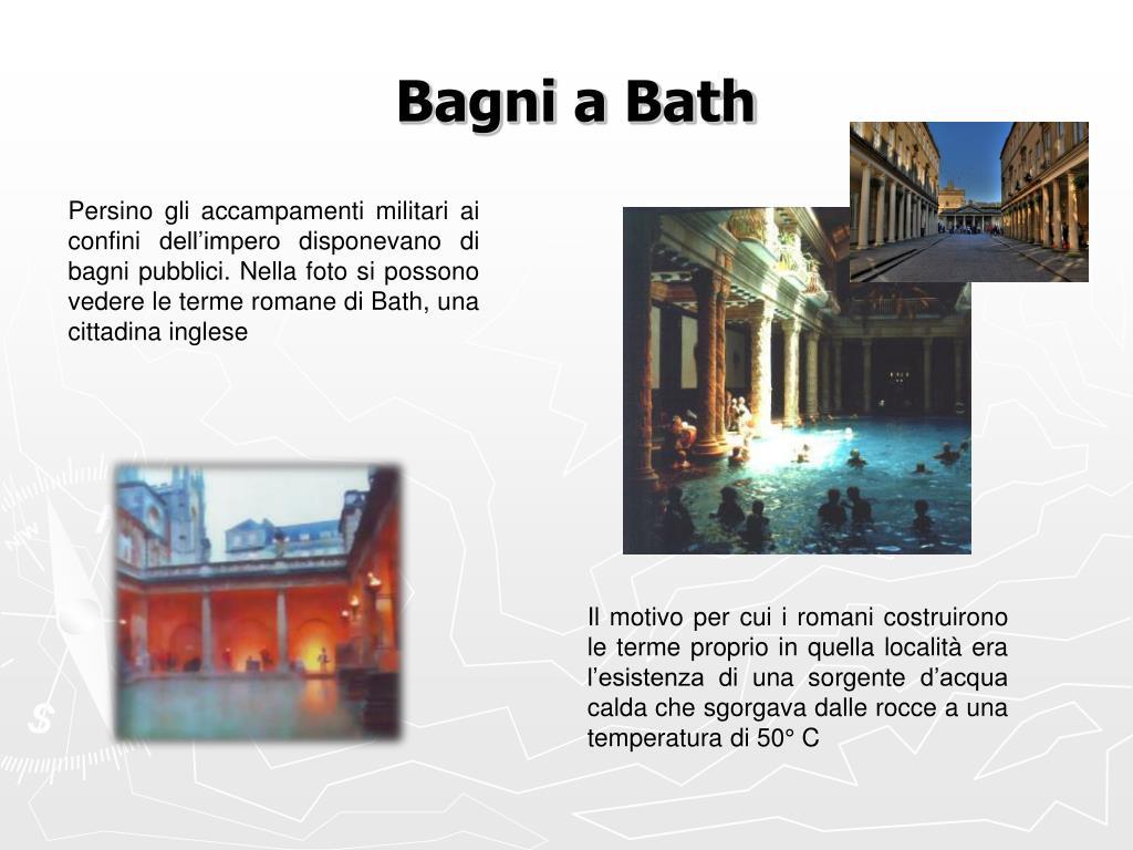 Bagni a Bath