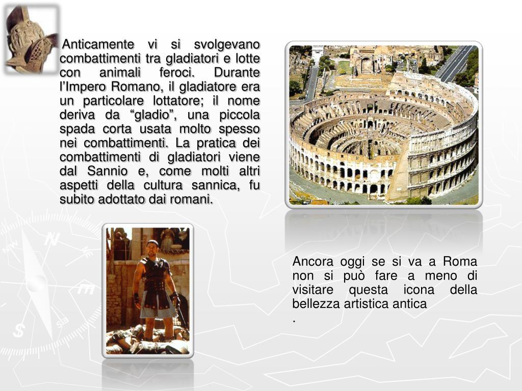 Ancora oggi se si va a Roma non si può fare a meno di visitare questa icona della bellezza artistica antica