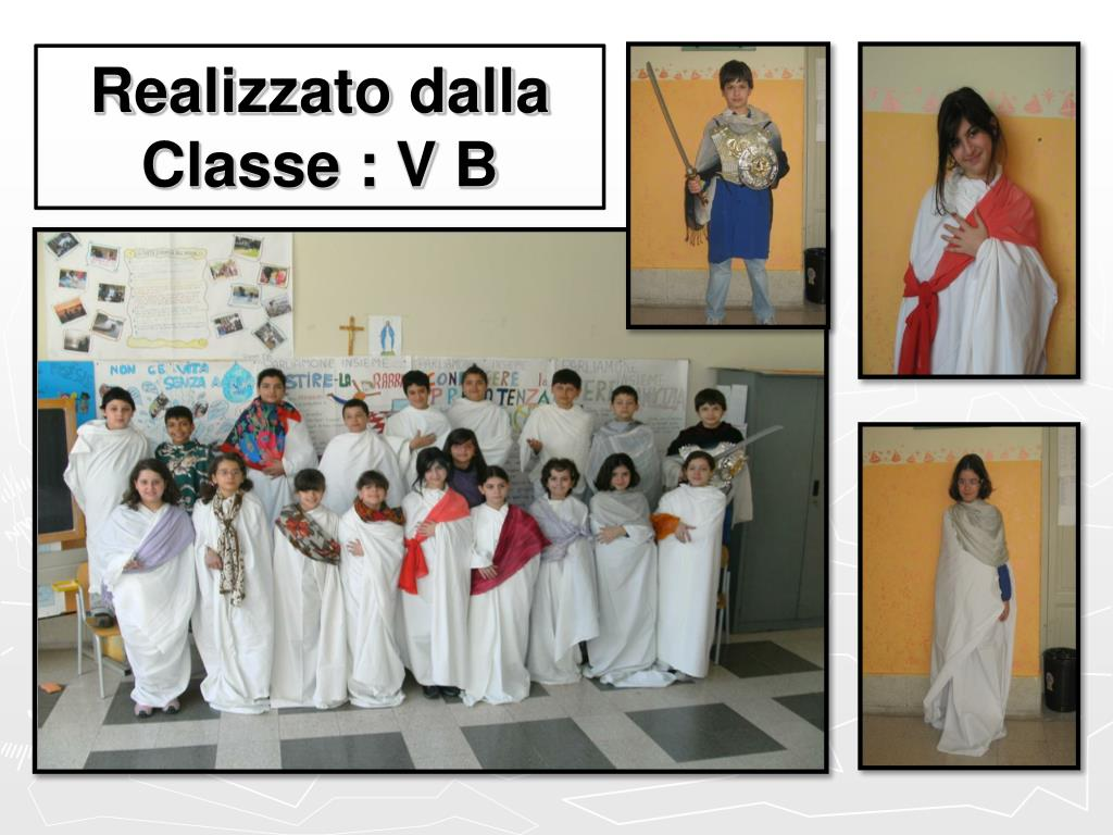 Realizzato dalla Classe : V B