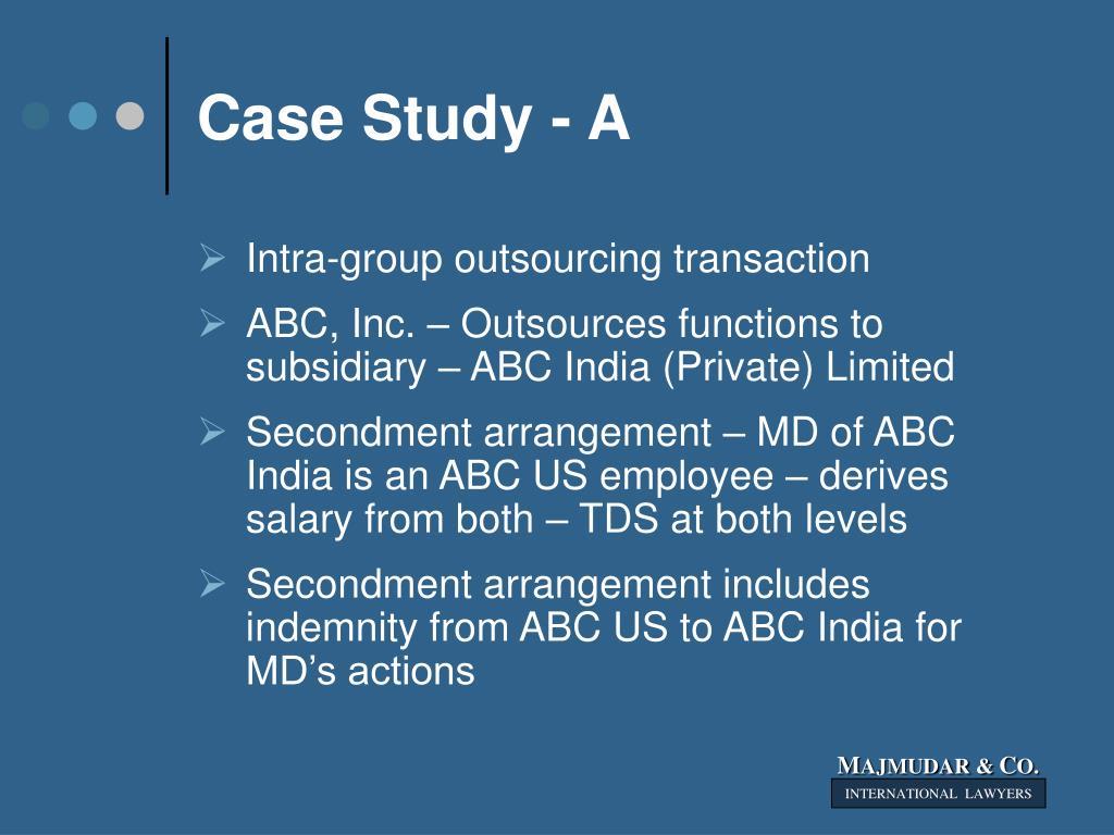 Case Study - A