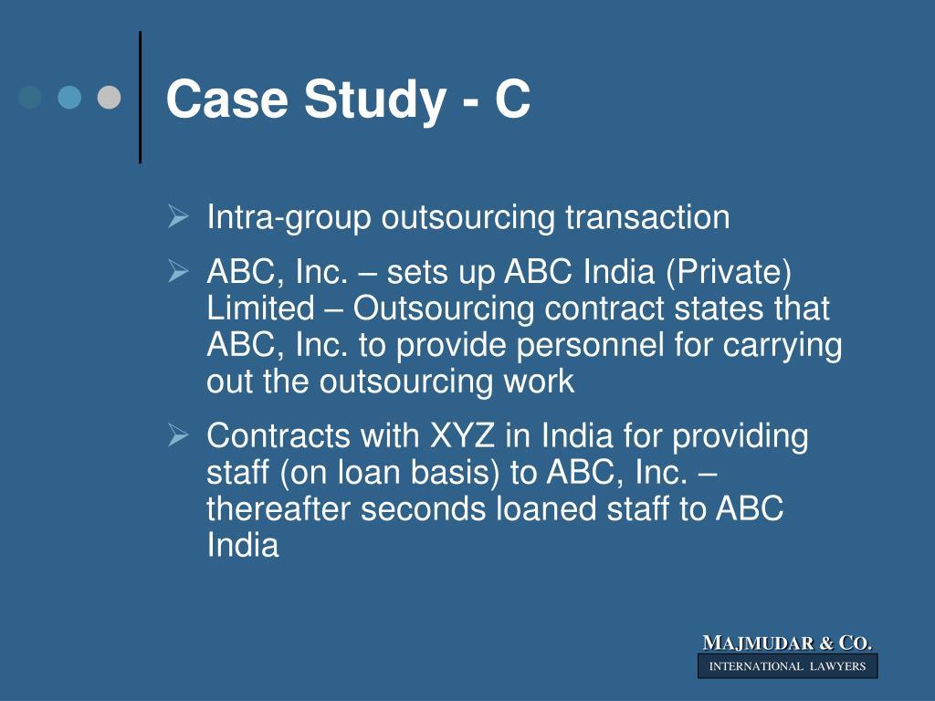 Case Study - C