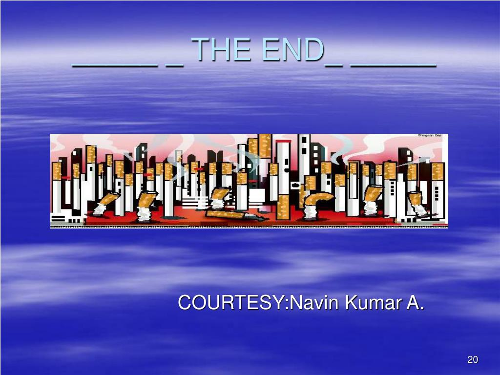 _____ _ THE END_ _____