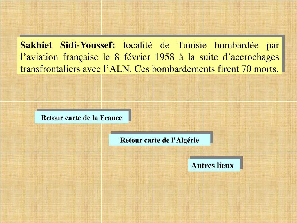 Sakhiet Sidi-Youssef: