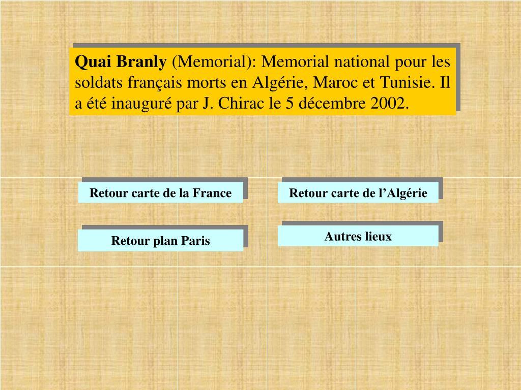 Quai Branly