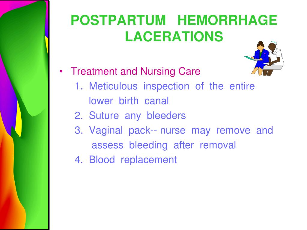 how to stop postpartum hemorrhage