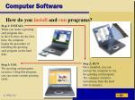 computer software27