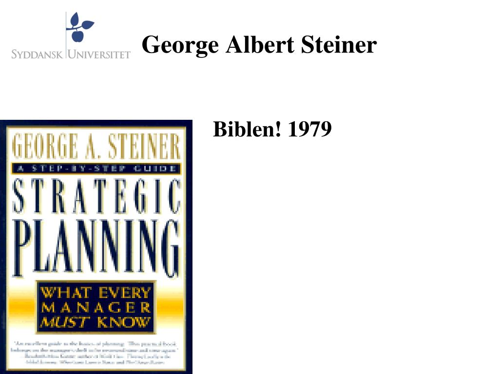 George Albert Steiner