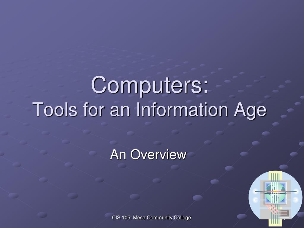 Computers: