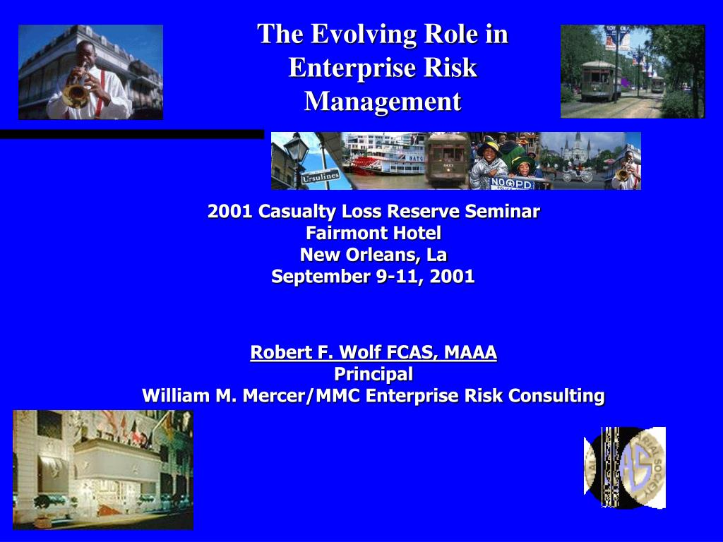 2001 Casualty Loss Reserve Seminar