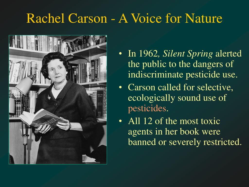 Rachel Carson - A Voice for Nature
