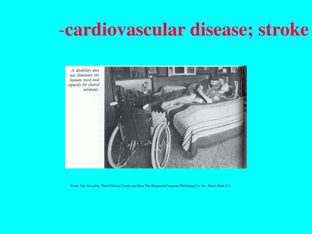 cardiovascular disease; stroke