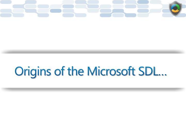 microsoft origins