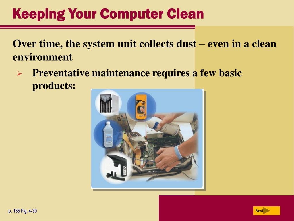 Keeping Your Computer Clean