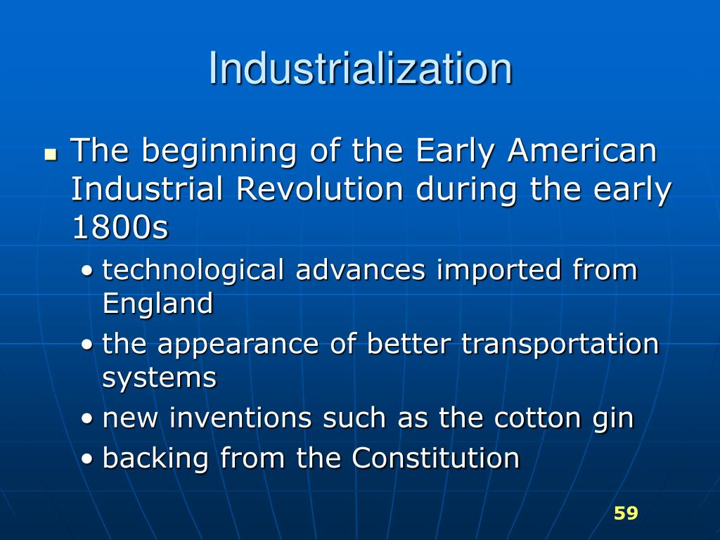 the transportation revolution and industrialization effects We owe so much of our world to the industrial revolution the lights that  illuminate our homes, the cars that carry us to work, the computers that help drive  our.